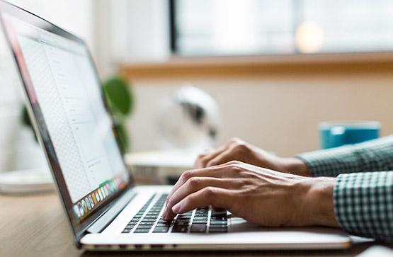 Pisanie przy komputerze