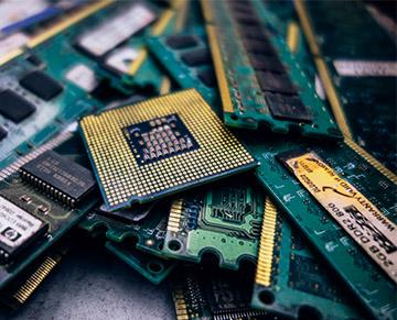 Sterta pamięci RAM i procesor